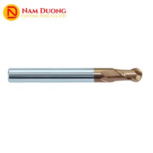 Dao phay cầu chuôi dài (long shank)