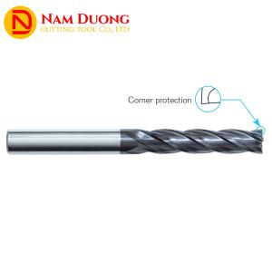Dao phay lưỡi cắt dài 4 me hợp kim