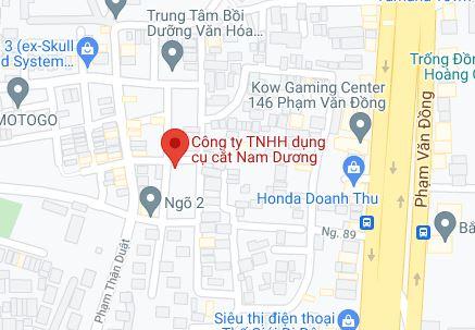 Map Namduong